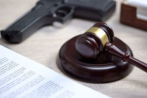 Houston Weapons Possession Attorney